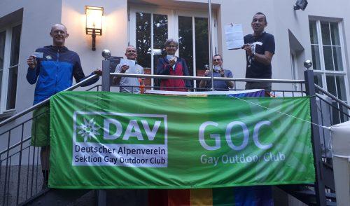 Artikelbild zu Artikel Stadt München dankt für Engagement im GOC