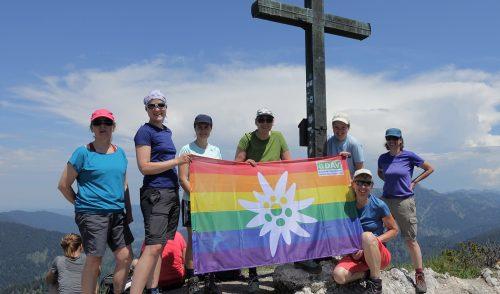 Artikelbild zu Artikel Frauen* am Berg: Ein heißer Tag