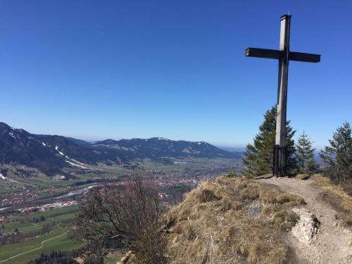 Kreuz am Grasleitenkopf